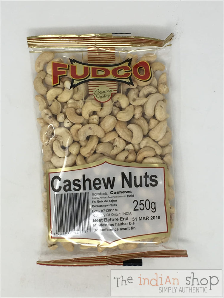 Fudco Cashew Nut - 250 g - Nuts and Dried Fruits