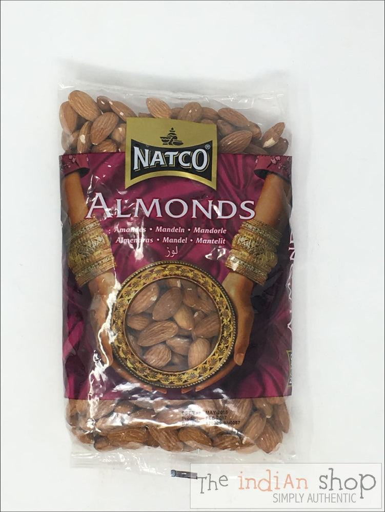 Natco Almonds - 400 g - Nuts and Dried Fruits