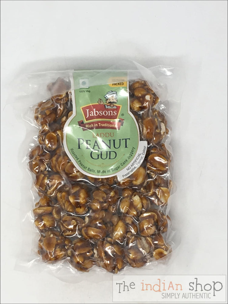 Jabsons Peanut Laddu - 210 g - Snacks