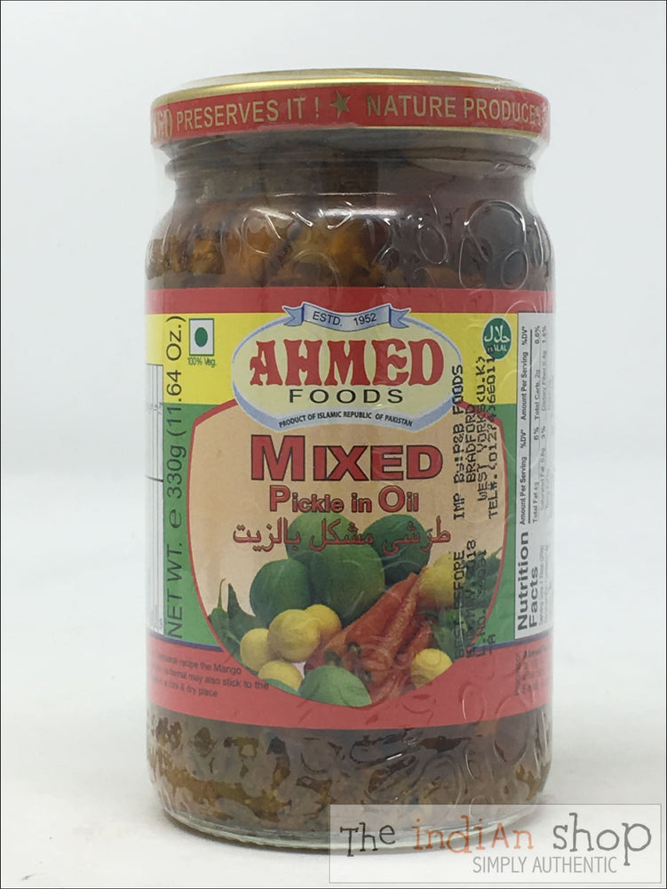 Ahmed Mixed Pickle - 330 g - Pickle