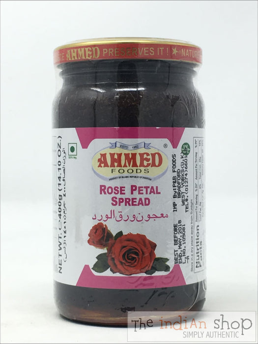 Ahmed Rose Petal Spread (Gulkand) - 400 g - Other interesting things
