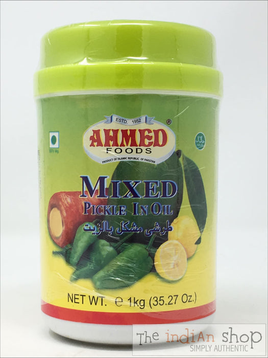 Ahmed Mixed Pickle - 1 Kg - Pickle