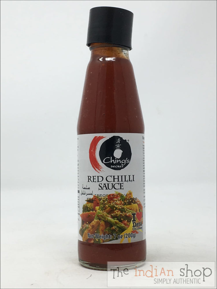 Chings Red Chilli Sauce - 200 g - Sauces