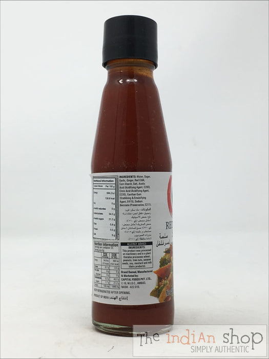 Chings Red Chilli Sauce - Sauces