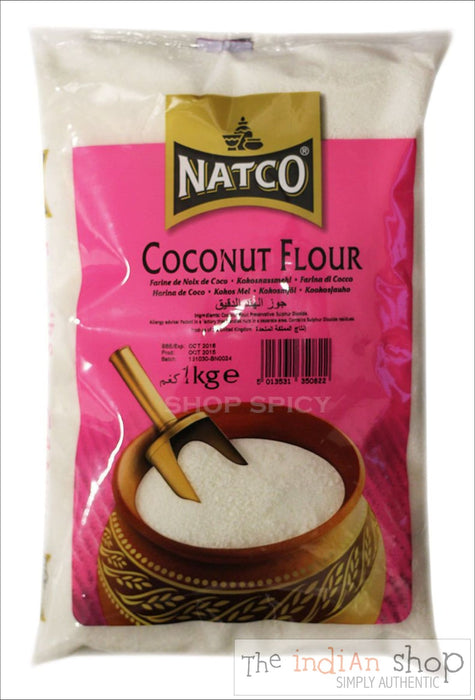 Natco Coconut Flour - 1 Kg - Other Ground Flours