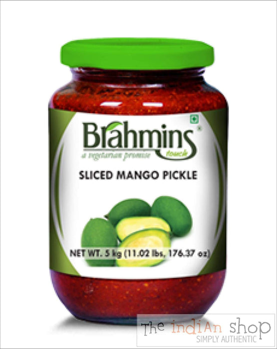 Brahmins Sliced Mango Pickle - Pickle
