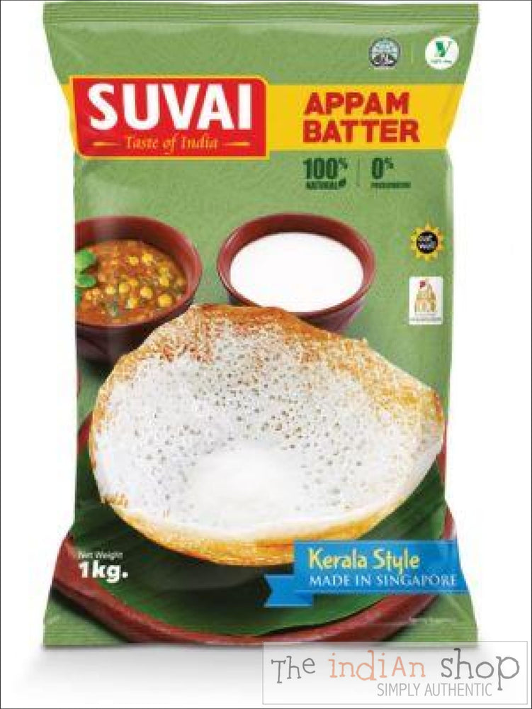 Suvai Appam Batter - 1 Kg - Chilled Food