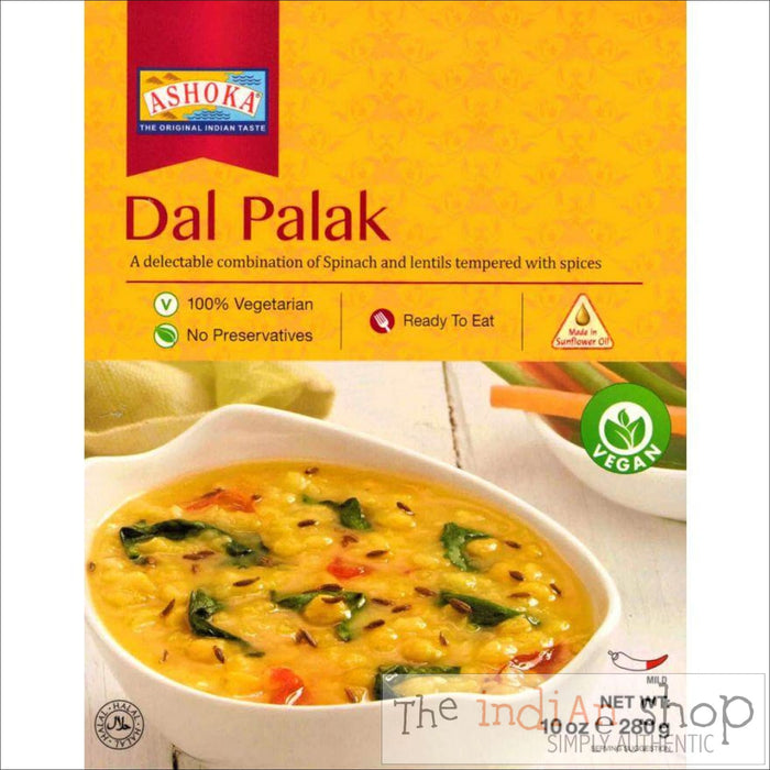 Ashoka Dal Palak RTE - Ready to eat