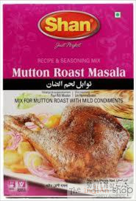 Shan Mutton Roast Masala - 50 g - Mixes
