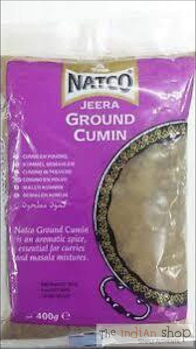 Natco Cumin Ground - 400 g - Spices