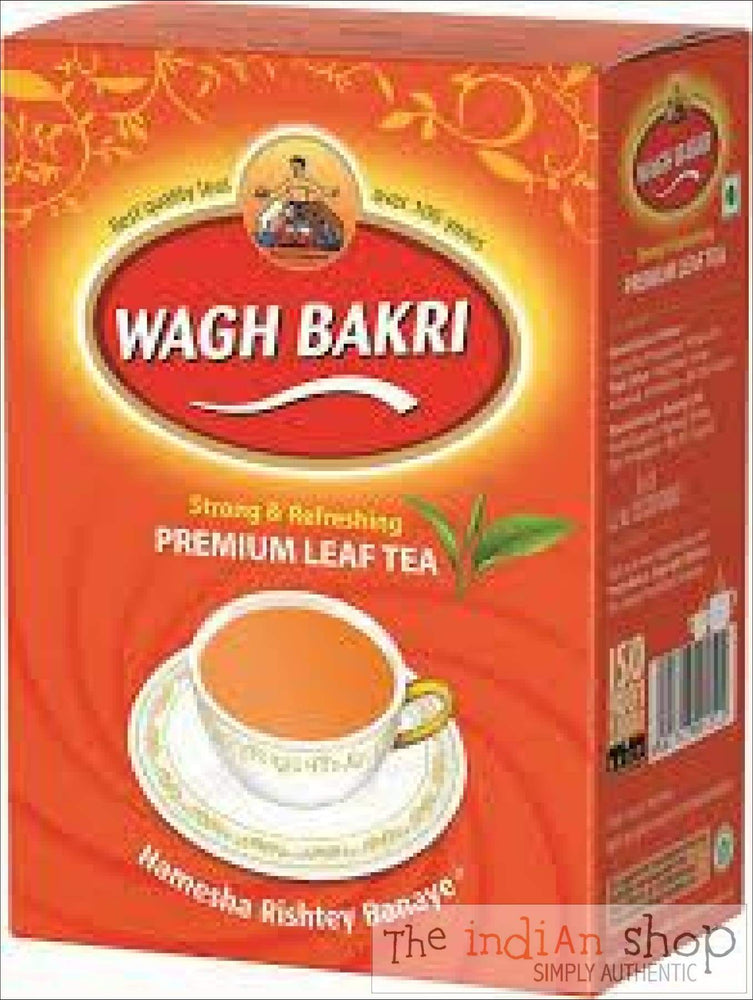Wagh Bakri Tea - 500 g - Drinks