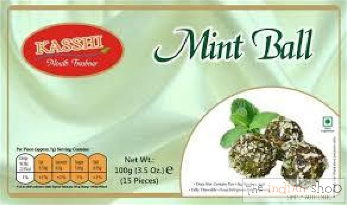 Kasshi Mint Balls - 100 g - Other interesting things