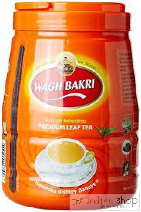 Wagh Bakri Tea - 1 Kg - Drinks