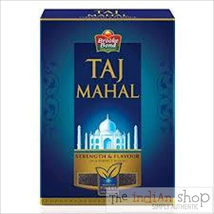 Taj Mahal Tea - Drinks