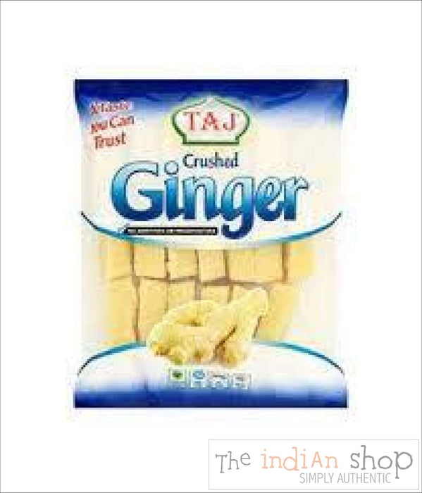 Taj Crushed Ginger - 400 g - Frozen Vegetables