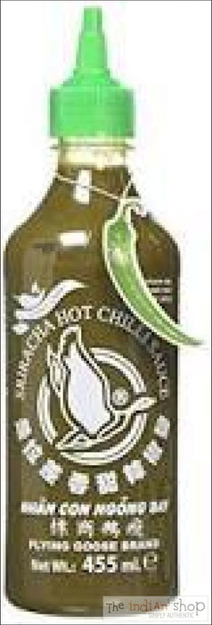 Sriracha Green Chilli Sauce - 455 ml - Sauces