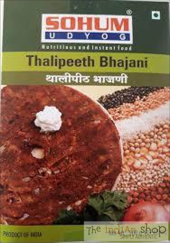 Sohum Thalipith Bhajani - 500 g - Other Ground Flours