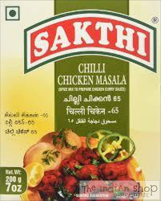 Sakthi Chilli Chicken Masala - 200 g - Mixes