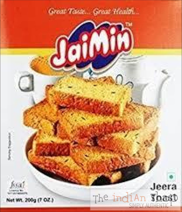 Jaimin Tea Time Toast - Snacks