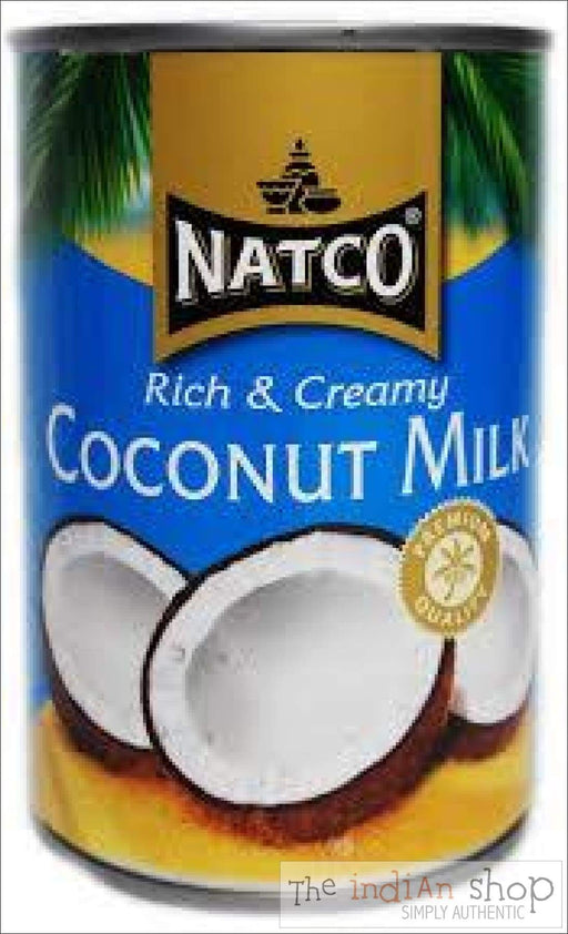 Natco Coconut Milk - 400 ml - Canned Items