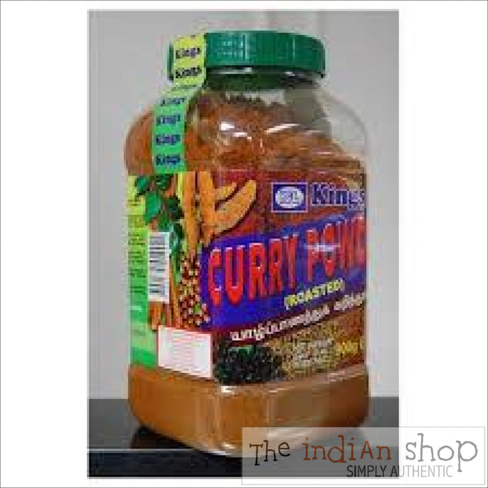 Kings Srilankan Curry Powder Roasted - 500 g - Spices mixes