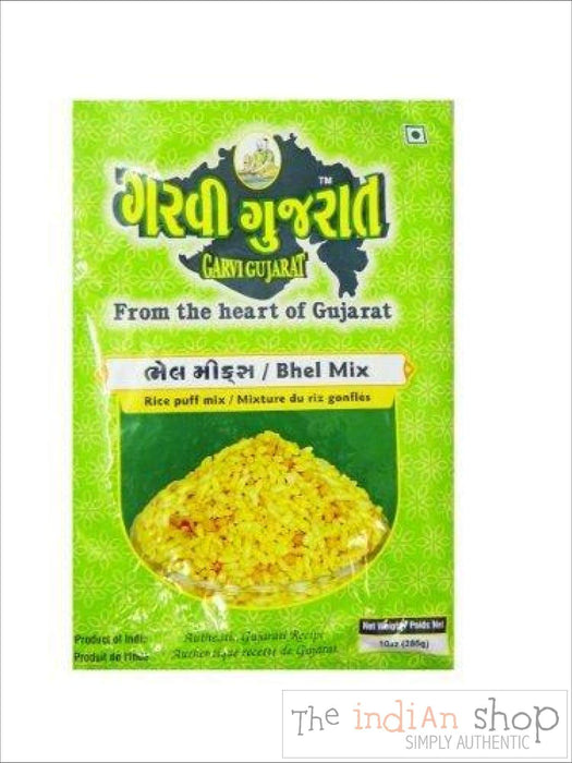 Garvi Gujurat Bhel Mix - 285 g - Snacks