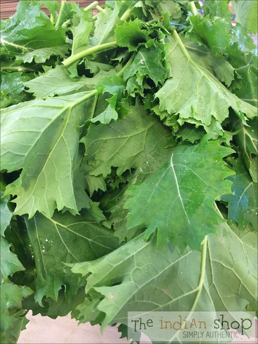 Saag - Fruits and Vegetables