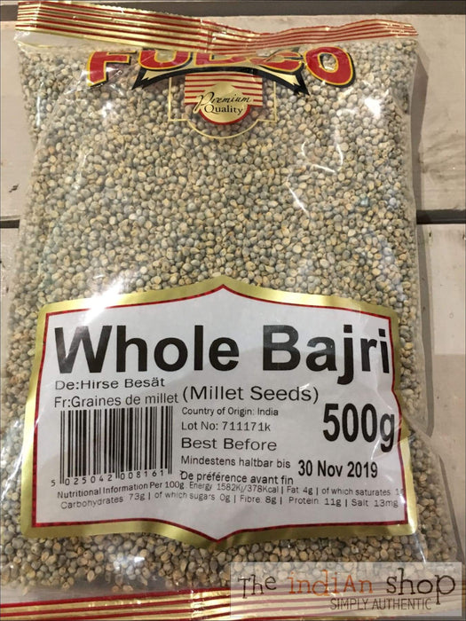 Fudco Whole Bajra Seeds - Other Ground Flours