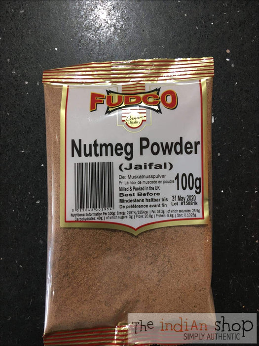 Fudco Nutmeg Powder (Jaifal) - Spices