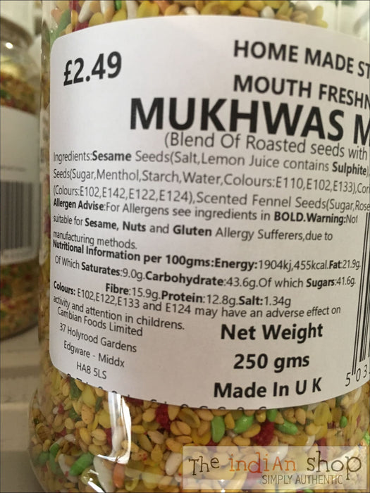 Crispy Mukhwas Manav - Other interesting things