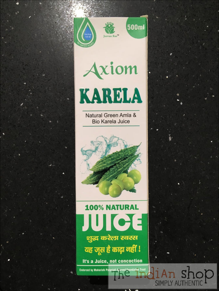Axiom Karela Juice - Drinks