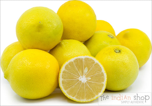 Yellow Lime - Fruits and Vegetables