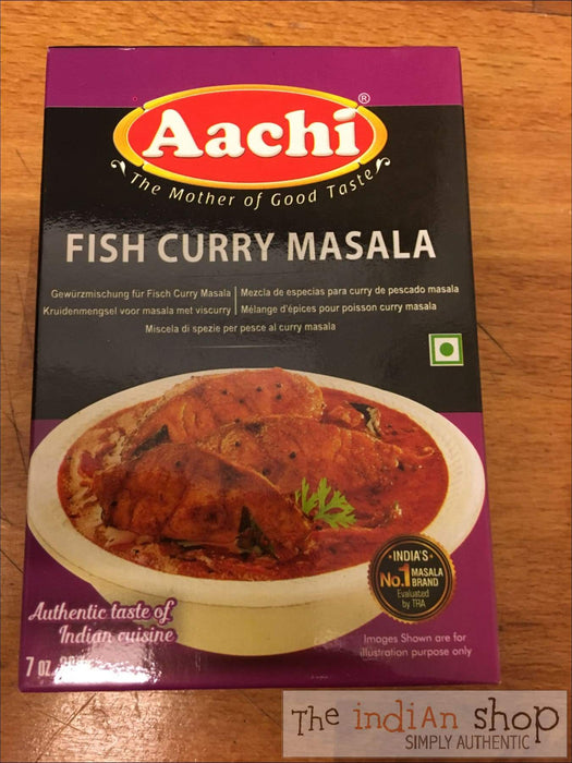 Aachi Fish Curry Masala - Mixes