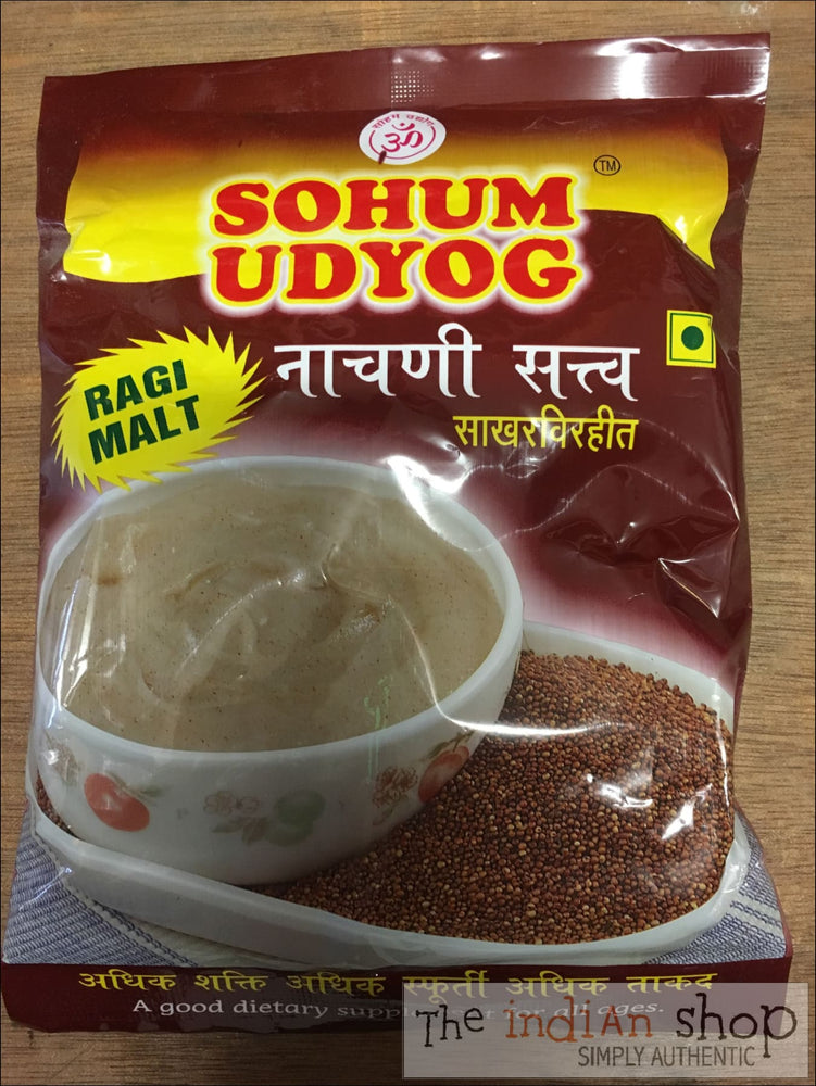 Sohum Udyog Ragi Malt Sugar Free - Drinks