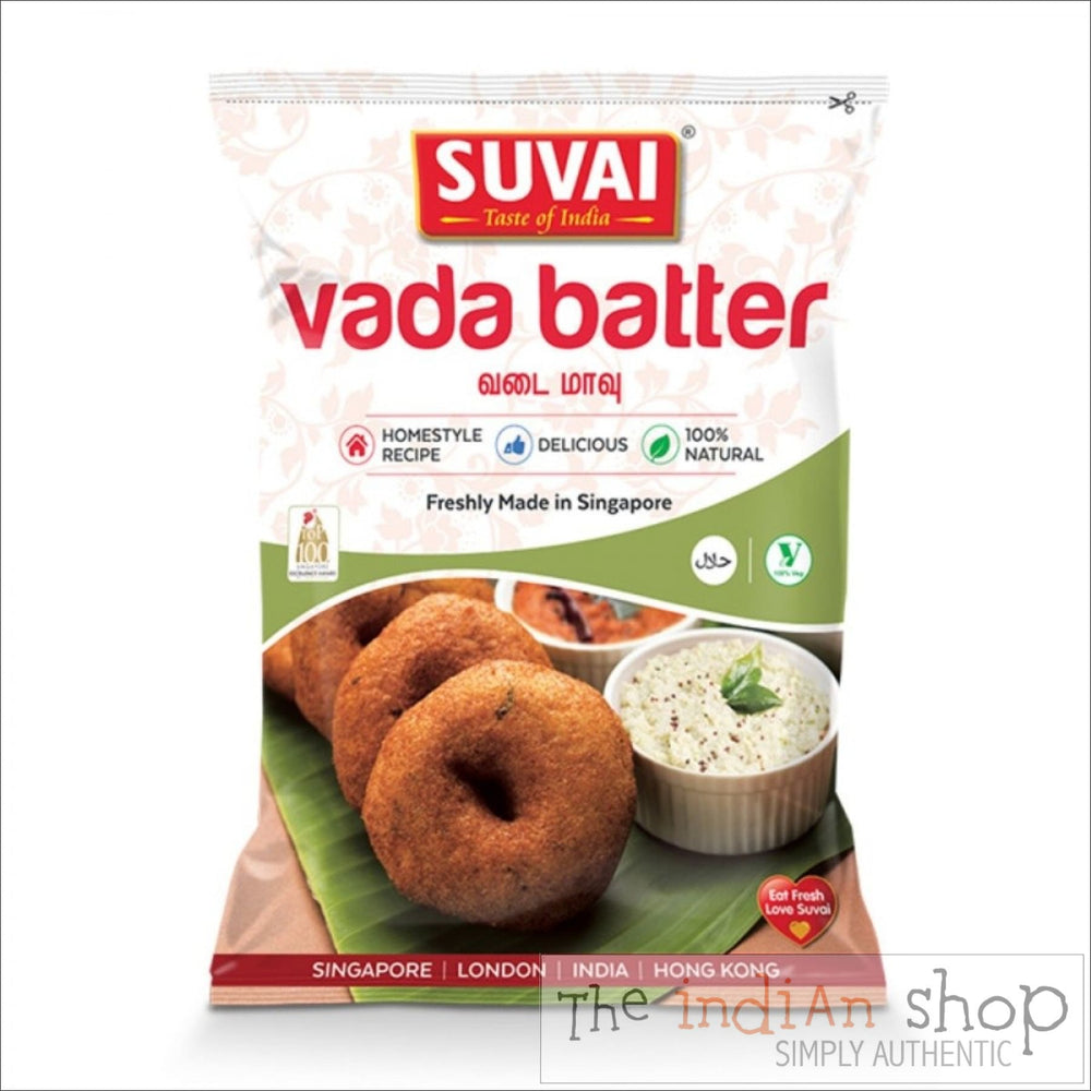 Suvai Vada Batter - Chilled Food