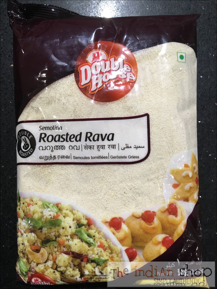 Double Horse Roasted Rava - Other Ground Flours