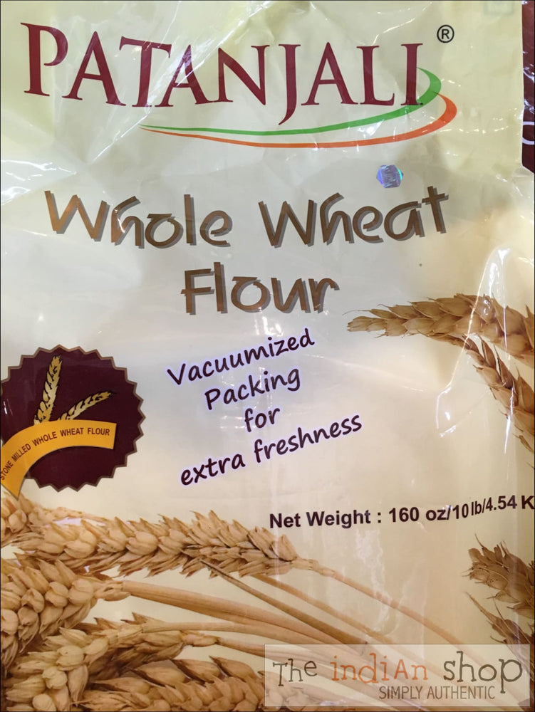 Patanjali Whole Wheat Atta - Atta