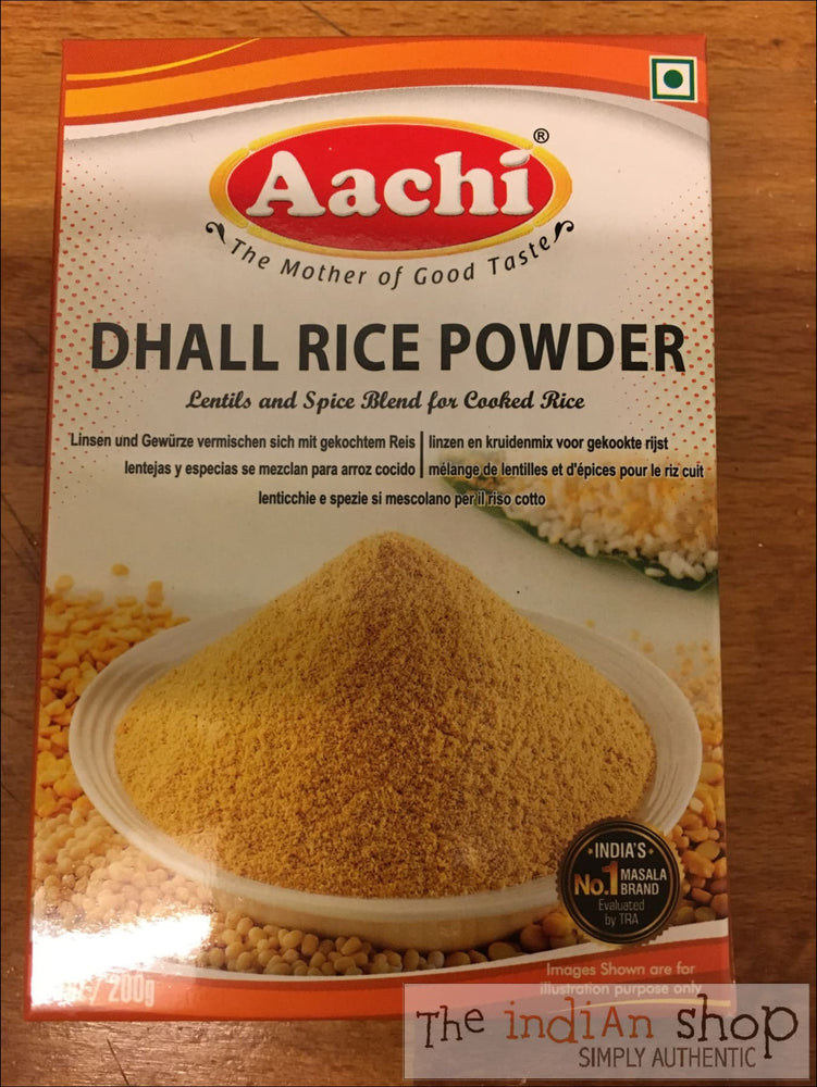 Aachi Dhal Rice Powder - Mixes
