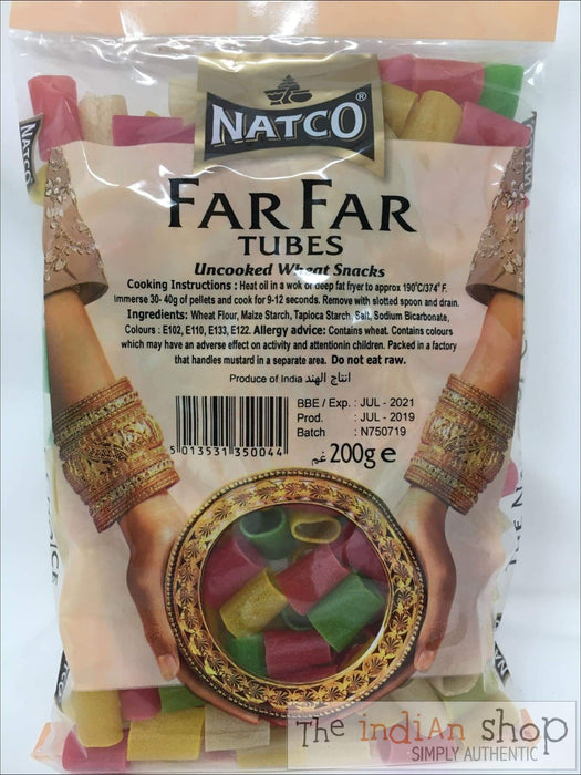 Natco Far Far Tubes - Appallams