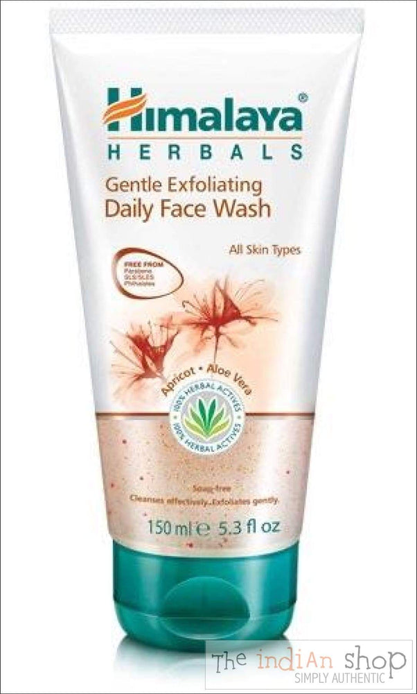 Himalaya Exfoliating Daily Face Wash - Beauty and Health