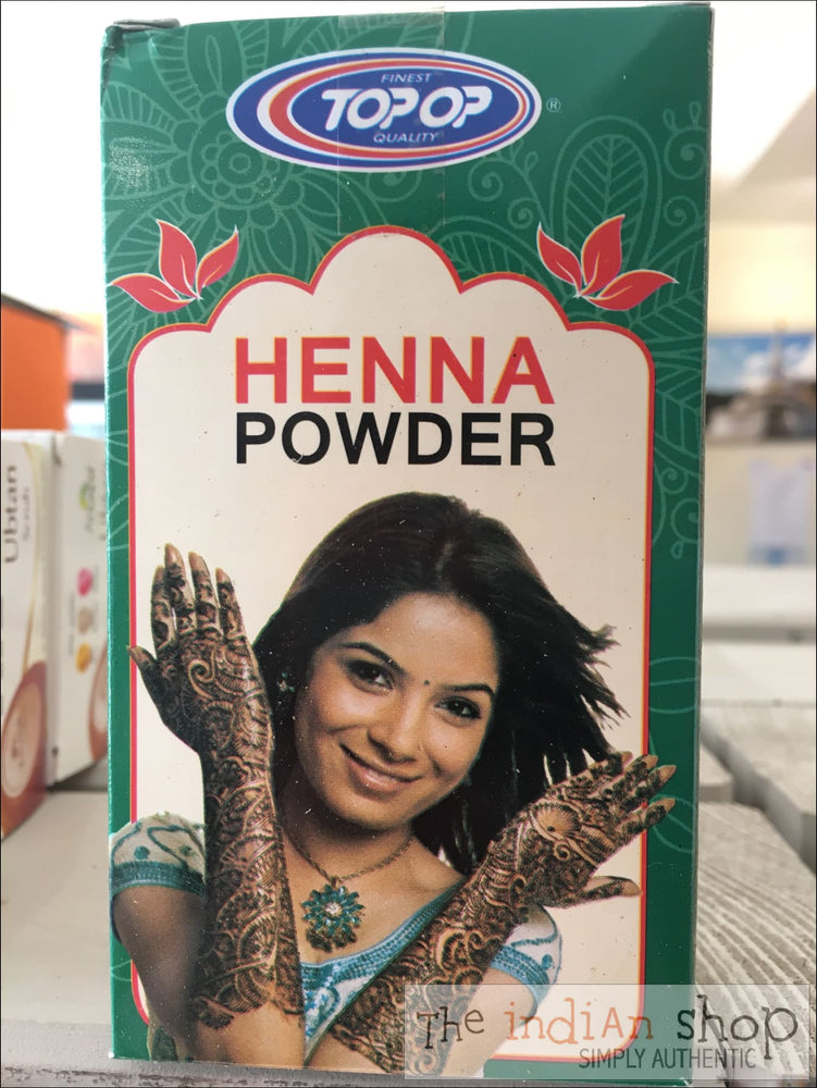 Top-op Henna Powder - Beauty and Health