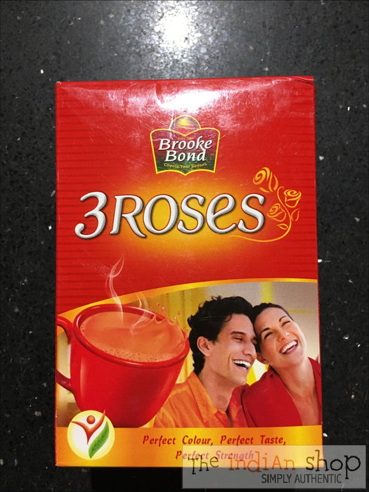 Brooke Bond 3 Roses Tea - Drinks