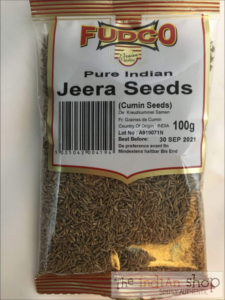 Fudco Jeera (Cumin) Seeds - Spices