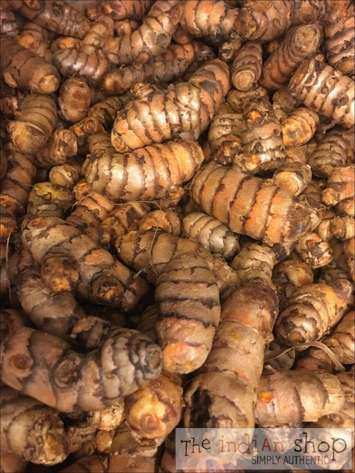Turmeric root - Fruits and Vegetables