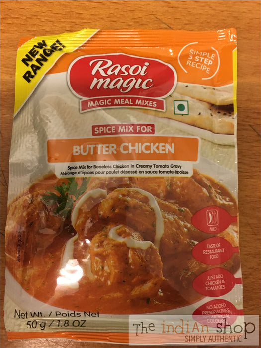 Rasoi Magic Butter Chicken - Mixes