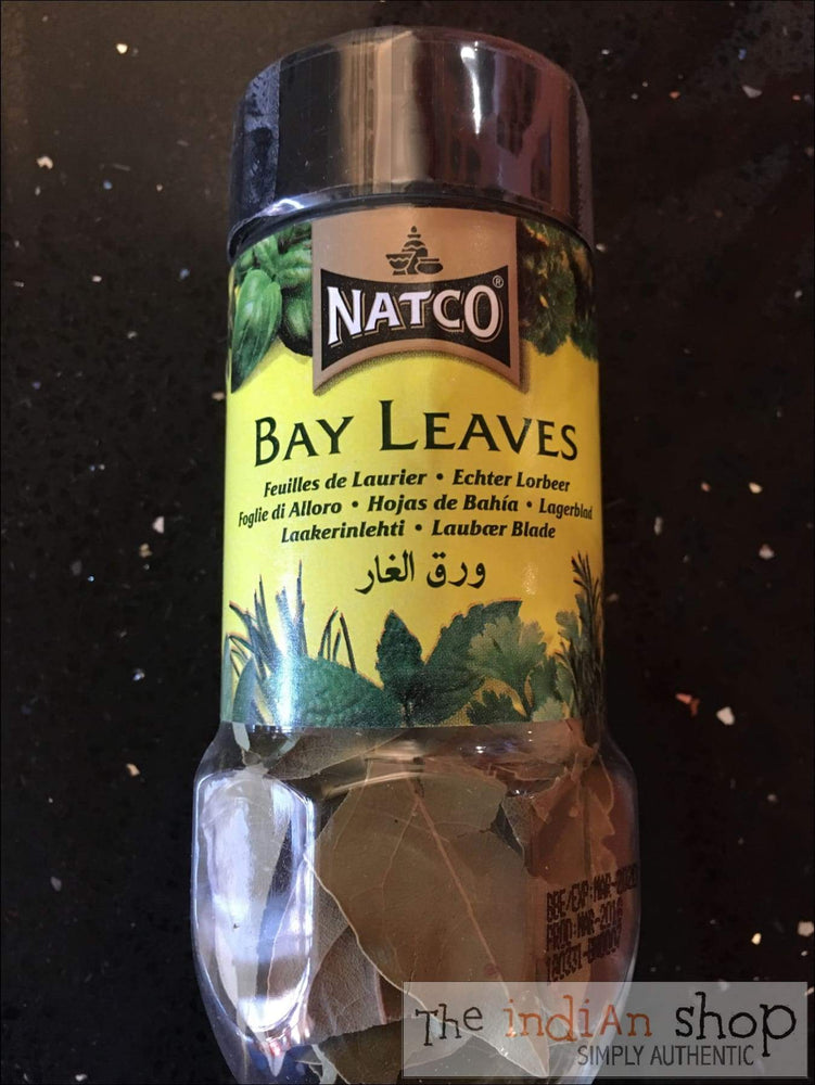 Natco Bay Leaves Jar - Spices