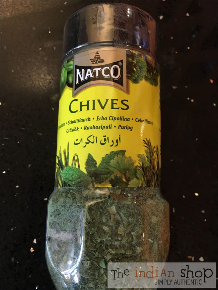 Natco Chives Jar - Spices
