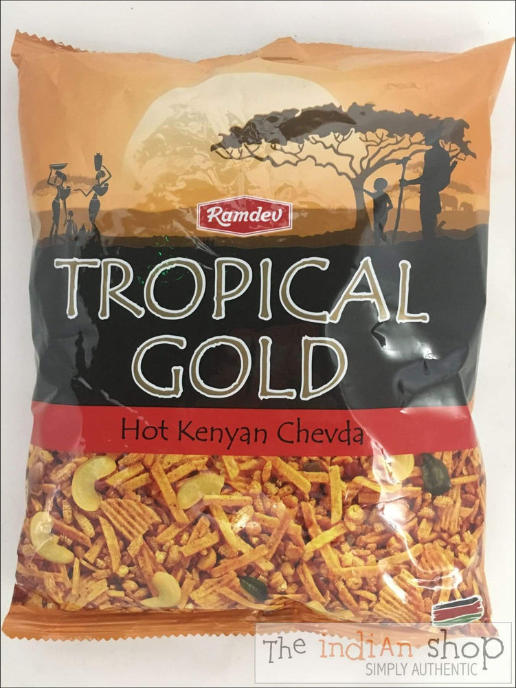 Ramdev Tropical Gold Hot Kenyan Chevda - Snacks