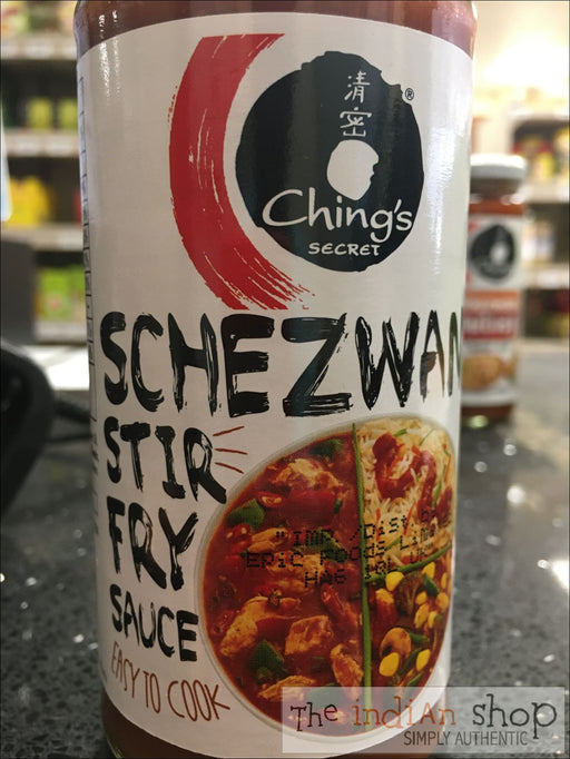 Chings Stir Fry Sauce - 250 g - Sauces
