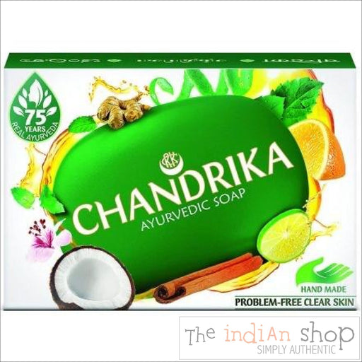 Chandrika Ayurvedic Soap - Beauty and Health